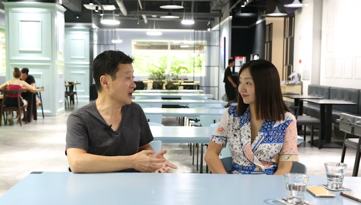 Foreigners in Hainan | David Chon: bring authe