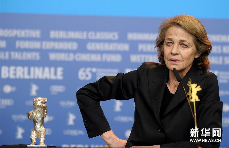 (外代一线)(3)第69届柏林电影节终身成就奖将授予英国演员兰普林