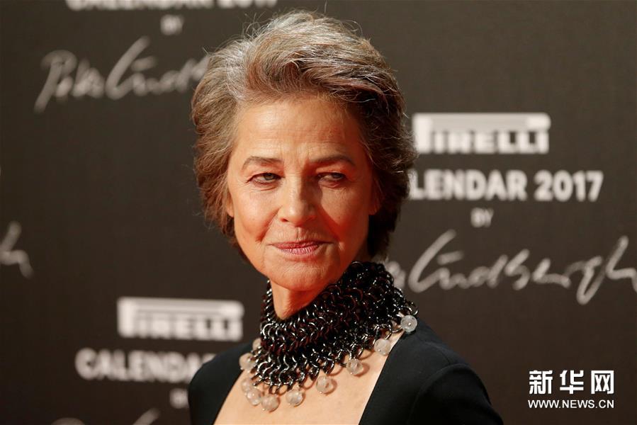(外代一线)(1)第69届柏林电影节终身成就奖将授予英国演员兰普林