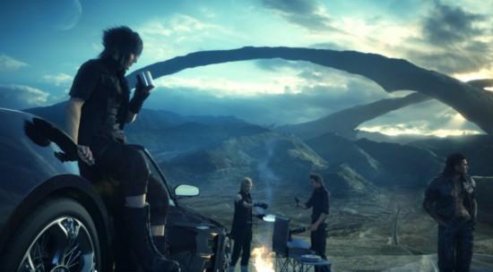 《最终幻想15》PC版更新 追加英伟达黑科技DLSS技术