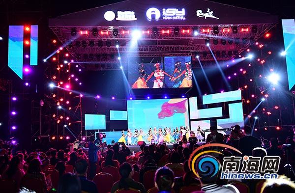 组图|2019年国际旅游岛欢乐节三亚落幕