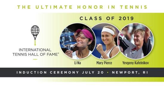 李娜跻身国际网球名人堂 退役五年再成亚洲第一