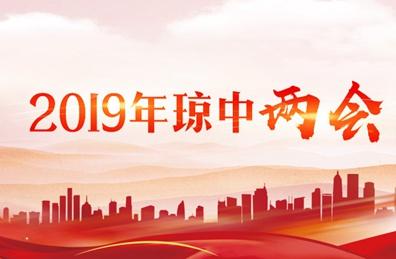 2019年琼中两会