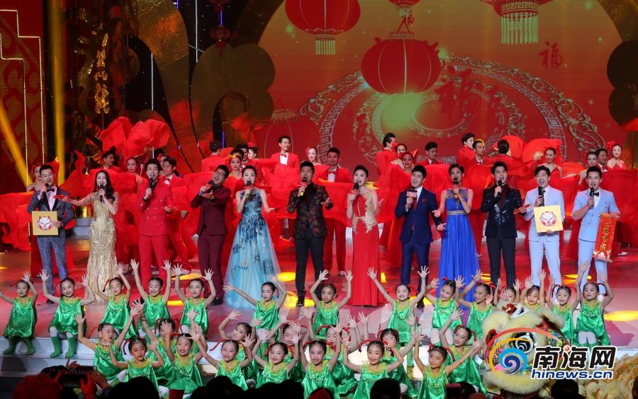 海南味 浓 2019年海南省春节联欢晚会完成录制