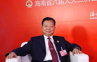 海南省检察院检察长路志强:将加大力度打击破坏经济秩序行为