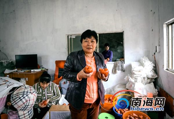 文昌党员故事|六旬老党员林亚妮:田间地头奔波忙带领乡亲共致富