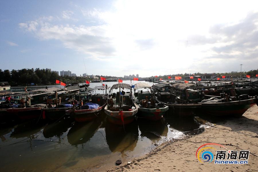 新春走基层|记者春节走进琼海潭门小镇感受南海文化