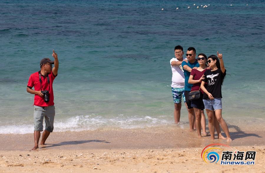 组图|陵水:度假好去处海岛旅游备受追捧