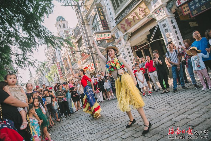 """这个春节海南很""""热"""" 旅游文化消费成亮点"""