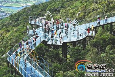 三亚旅游转型升级,丰富产品业态,强化服务监管