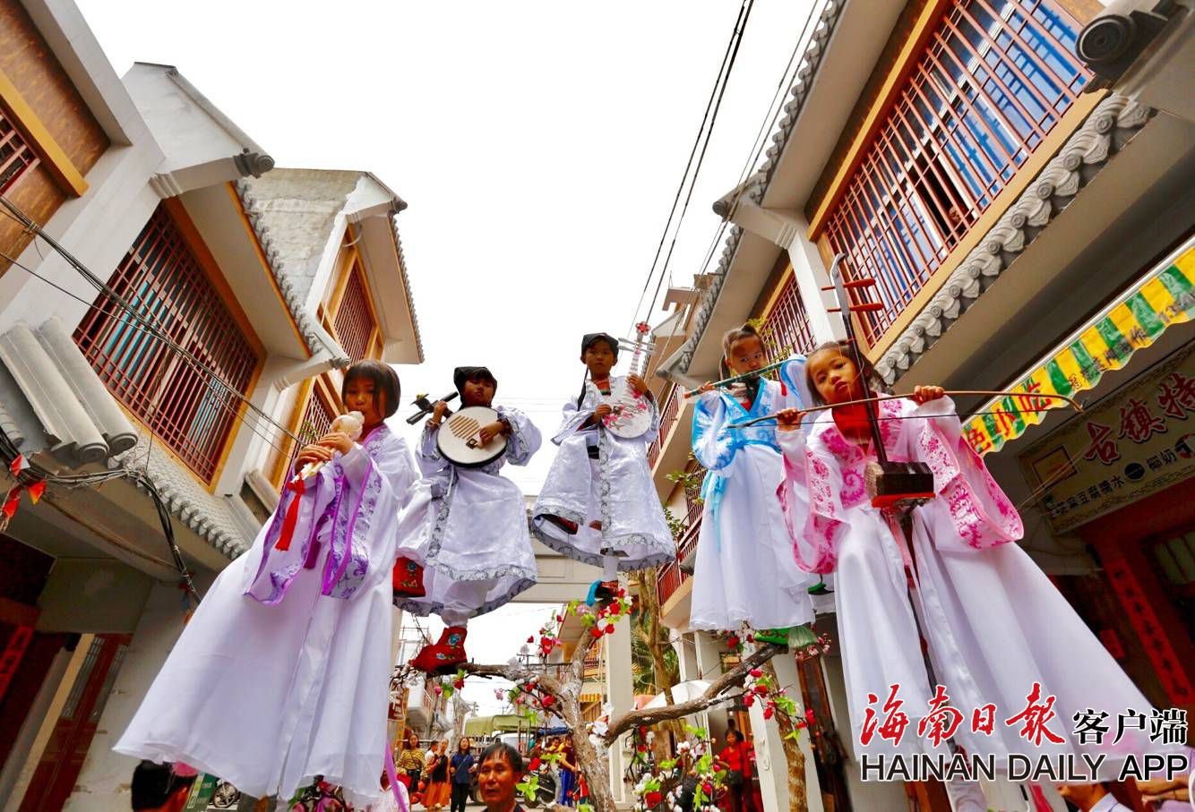 <b>组图|儋州中和古镇闹元宵活动已着手准备</b>
