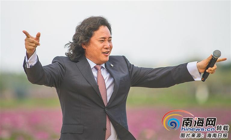 打造农旅融合文化精品三亚水稻国家公园举行首届花田音乐会