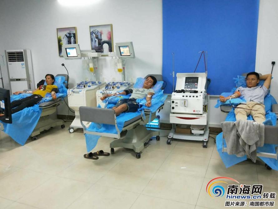 春节怎么过澄迈土尾村村民组团献血他们连续3年做同一件有意义的事