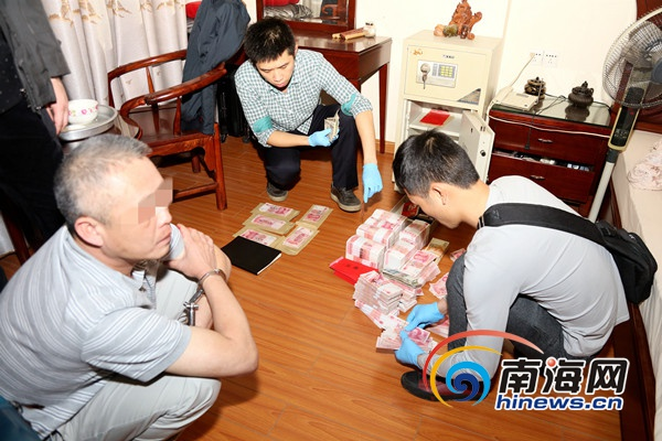 涉案高达15亿元以上,海南警方首次披露昌江黄鸿发涉黑案件情况,