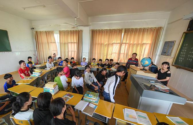 组图 | 文昌娃儿们的快乐新学期 课堂上乐趣多多!