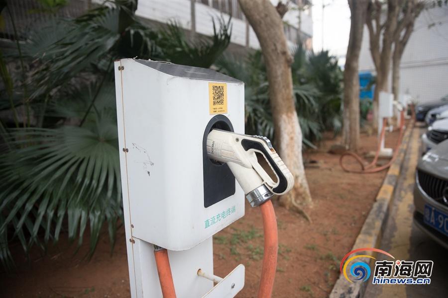 海南新建居住类建筑配建充电设施将纳入强制验收