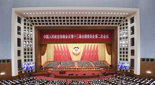 实录 | 全国政协十三届二次会议第四次全体会议