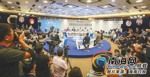 """国内外青年领袖博鳌热议:科技对""""10后"""",是赋能是绑架"""