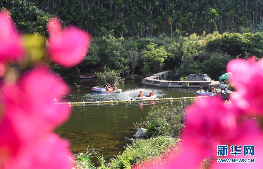 海南:推进旅游供给侧改革 助力全域旅游稳步发展