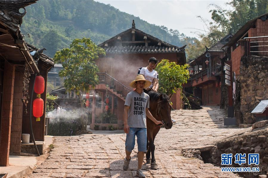 (社会)(1)走进茶马古道重要驿站——那柯里