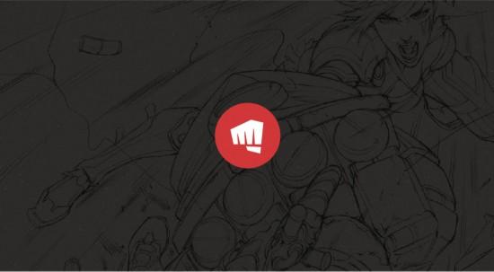 LOL开发商拳头公司更换Logo 为方便在手机端展示