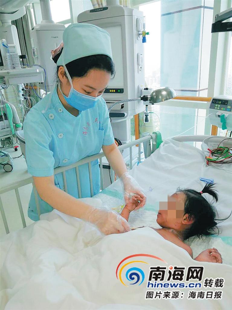 """海南省人民医院儿童医学中心医护团队:""""硬核""""又温情的儿科""""特种部队"""""""