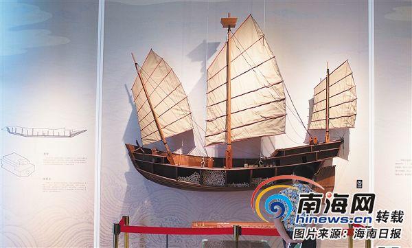 海丝路上的海南印迹:历代海外贸易寻踪
