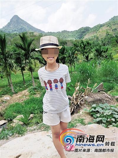 <b>12岁女孩到屯昌后失联5天 根源是她得知喊了12年的妈不是亲妈</b>