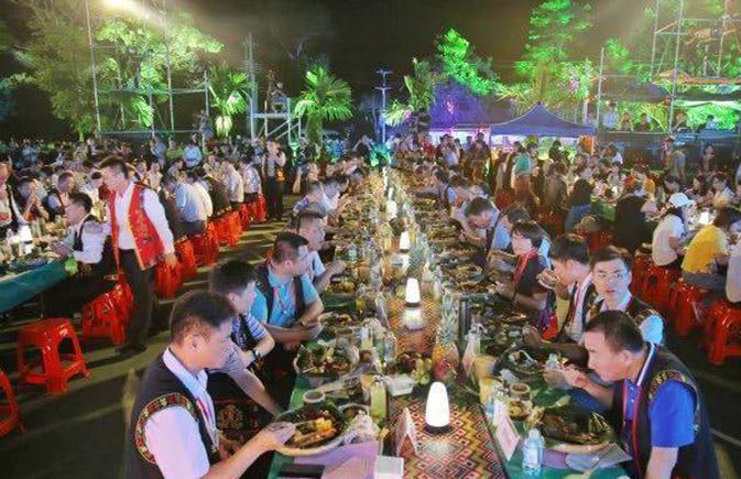 乐东:脱贫攻坚成效在乡村旅游文化节绽放光彩