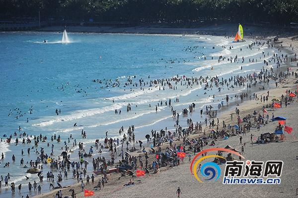 三亚端午小长假景区景点、乡村旅游点共接待游客20.31万人次 同增22.87%