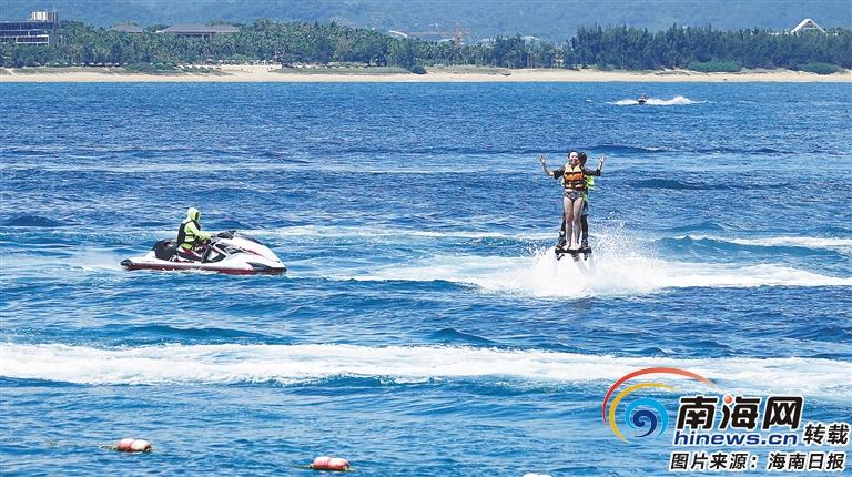 以消费升级为突破口,适应休闲旅游新需求 海南传统景区如何把准市场之脉?