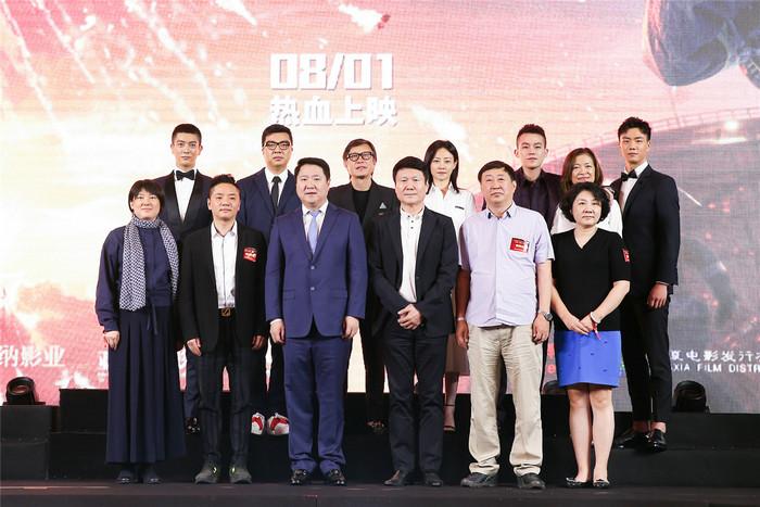 《烈火英雄》《决胜时刻》《中国机长》组团亮相上影节