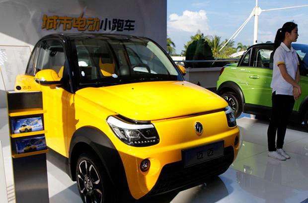 组图|2019世界新能源汽车大会在博鳌正式开幕
