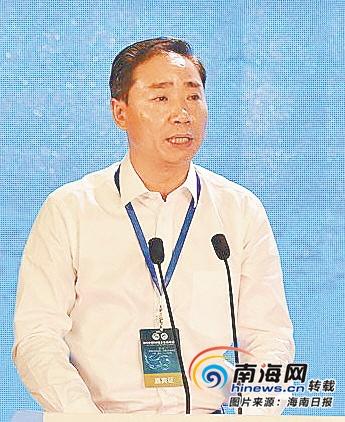 工业和信息化部副部长辛国斌:中国新能源汽车将进一步深化产业合作