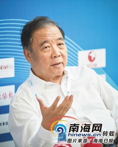 中国汽车工程学会名誉理事长付于武:海南有望成为中国新能源汽车电动化转型标杆
