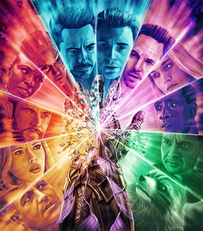 《复联4》超越《阿凡达》登顶全球影史票房总冠军