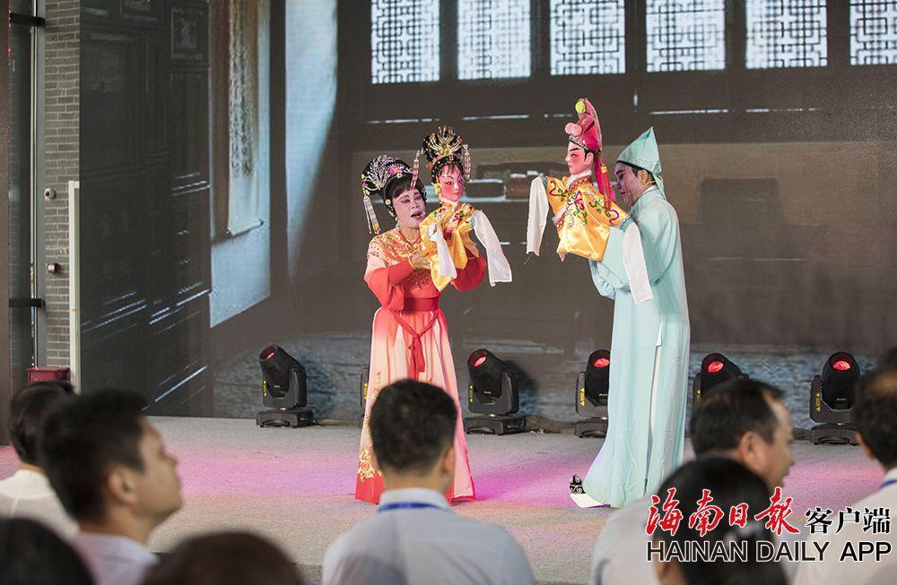 北京世界园艺博览会 海口绿色生活风让观众惊叹