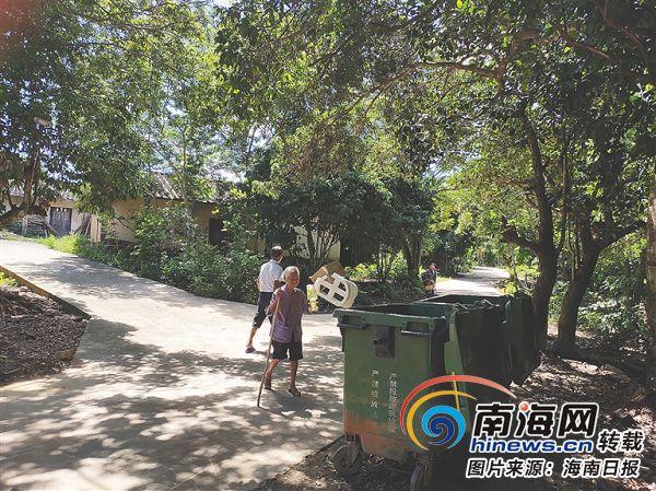 <b>改夫君居情况红榜 | 儋州那其村90岁阿婆做到渣滓不落地</b>