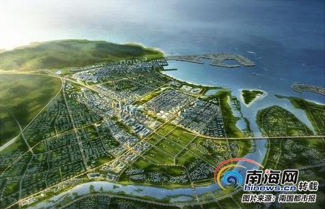 各大企业争相入驻 三亚崖州湾科技城未来可期