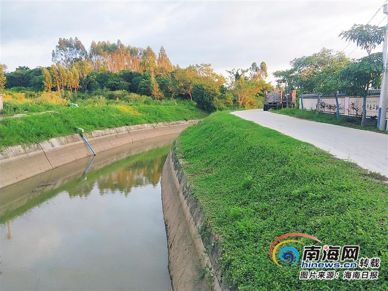 东方市三家镇乐安村:强化环境卫生管理 呵护乡