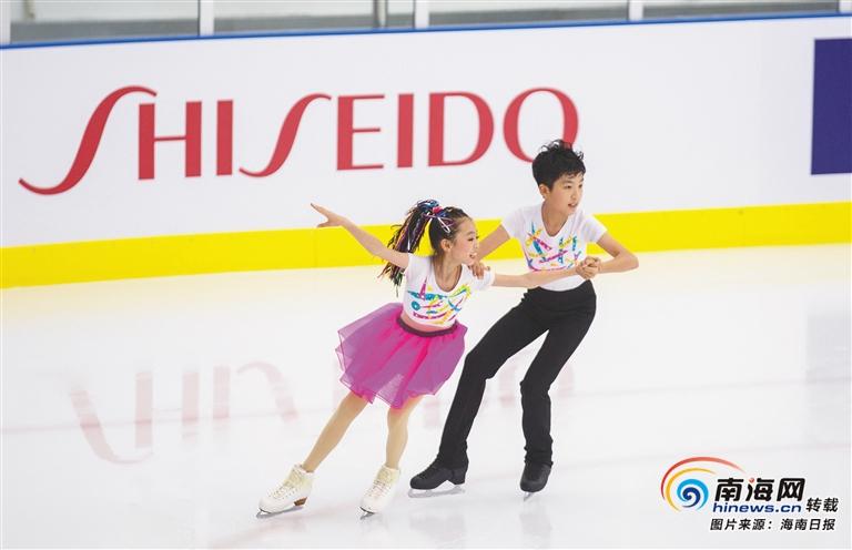 中国花样滑冰俱乐部联赛总决赛在三亚开幕