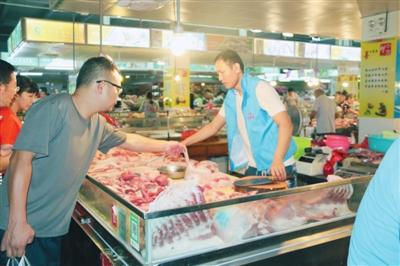 三亚保供稳价 500吨冻猪肉4000头活猪适时投放市场