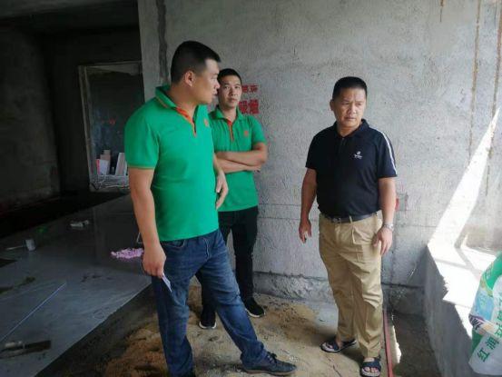 <b>九鼎水郡小区房屋渗水、台风季树木待修剪,12345联动处理</b>