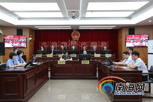海南首例海洋行政公益诉讼案一审宣判
