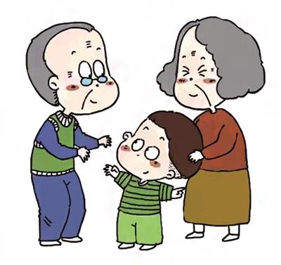 """在海口很多老人给子女带娃 """"带孙费""""该不该给?"""