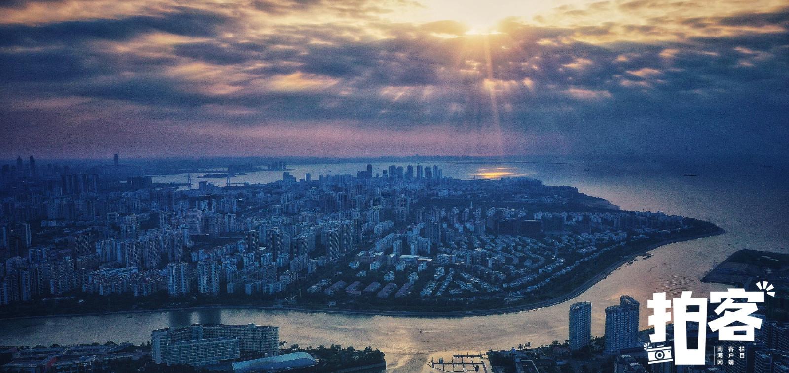 海甸岛的风景.南海网客户端拍客专栏摄影师 王聘钊/摄