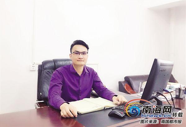东方返乡创业大学生文泽贵:创业路上不忘公益