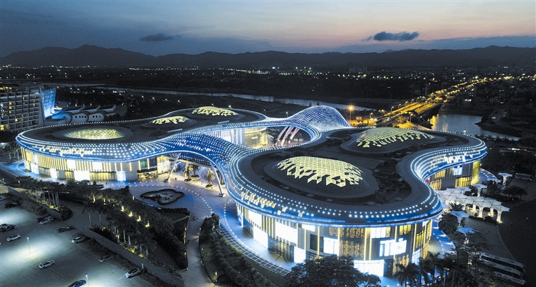 三亚:培育旅游消费新业态推动全域旅游新发展