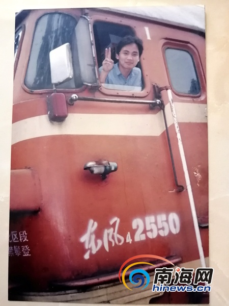 黄钦湖:驾驶全球首条环岛高铁列车,是我极大的荣耀