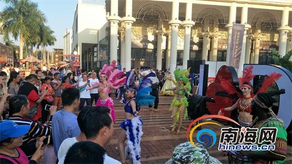 海南(儋州)雪茄文化旅游节火热登场 罗大佑、唐朝乐队亮相音乐会